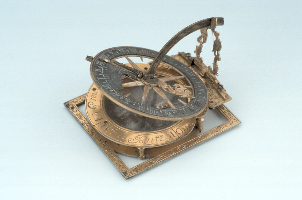 preview image for Equinoctial Dial, by Joannes Petrus Rutzius, Freiberg, Early 18th Century