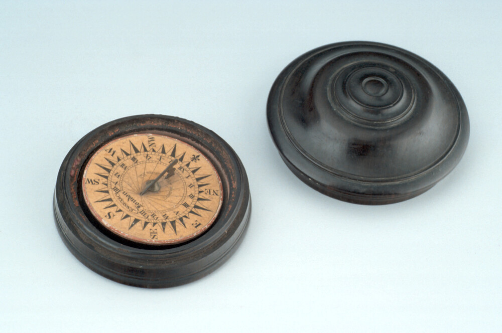 preview image for Horizontal Magnetic Dial, by C. Essex & Co., Late 19th Century