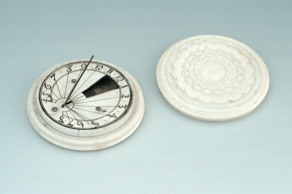 preview image for Horizontal Dial, Attributed to Johann Wolfgang Hager, German, Late 17th Century