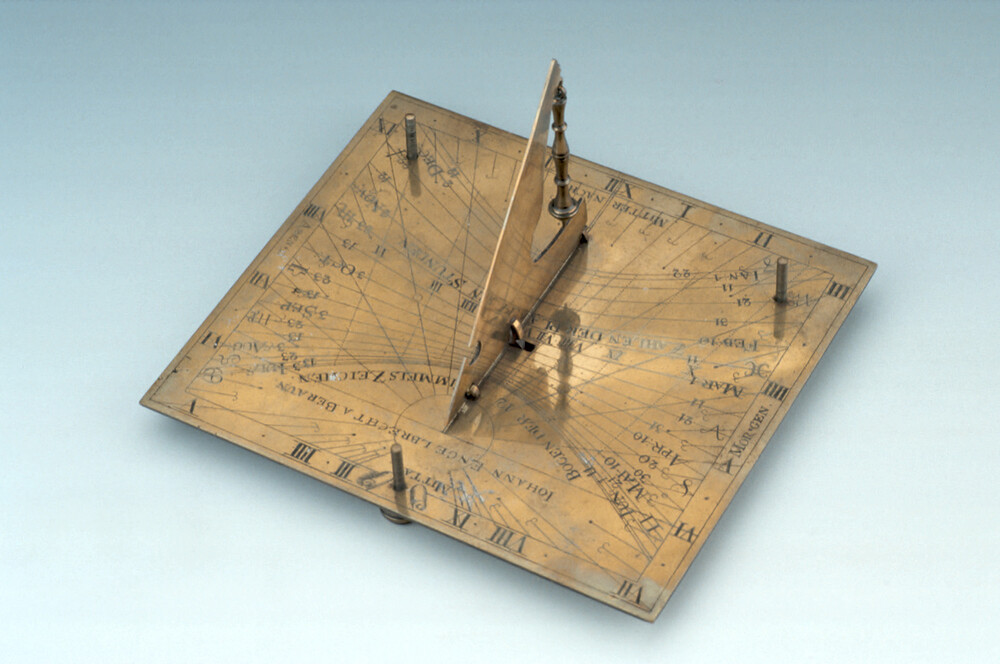 preview image for Inclining Dial, by Johann Engelbrecht, Beraun, c. 1790