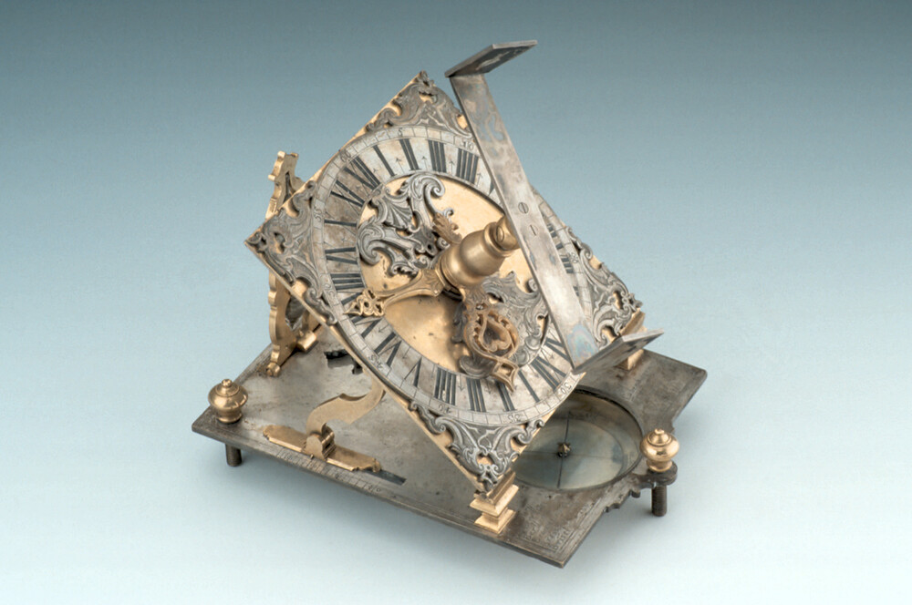 preview image for Mechanical Equinoctial Dial, by Johann Antonius Schega, Augsburg, c. 1700