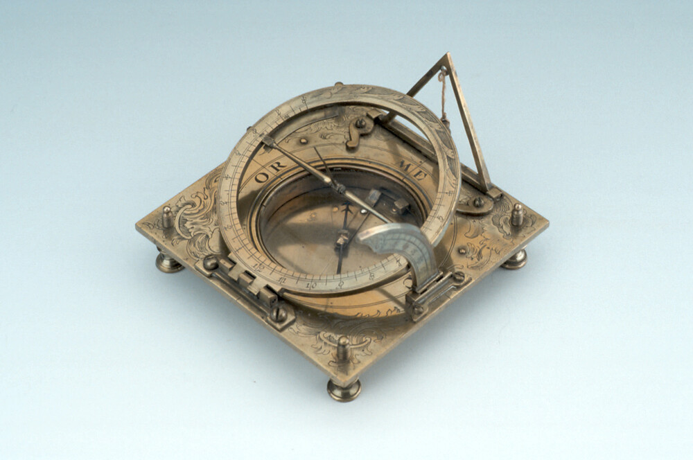 preview image for Equinoctial Dial, by W. Burucker, Nuremberg, c. 1700