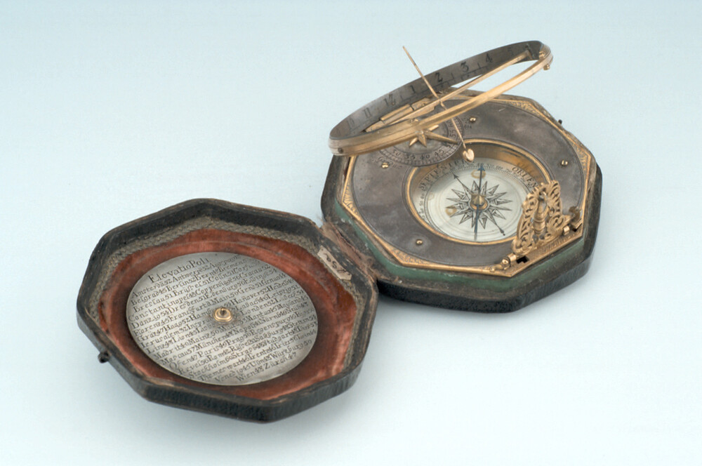 preview image for Equinoctial Dial, by Johann Willebrand, Augsburg, 1703-1726