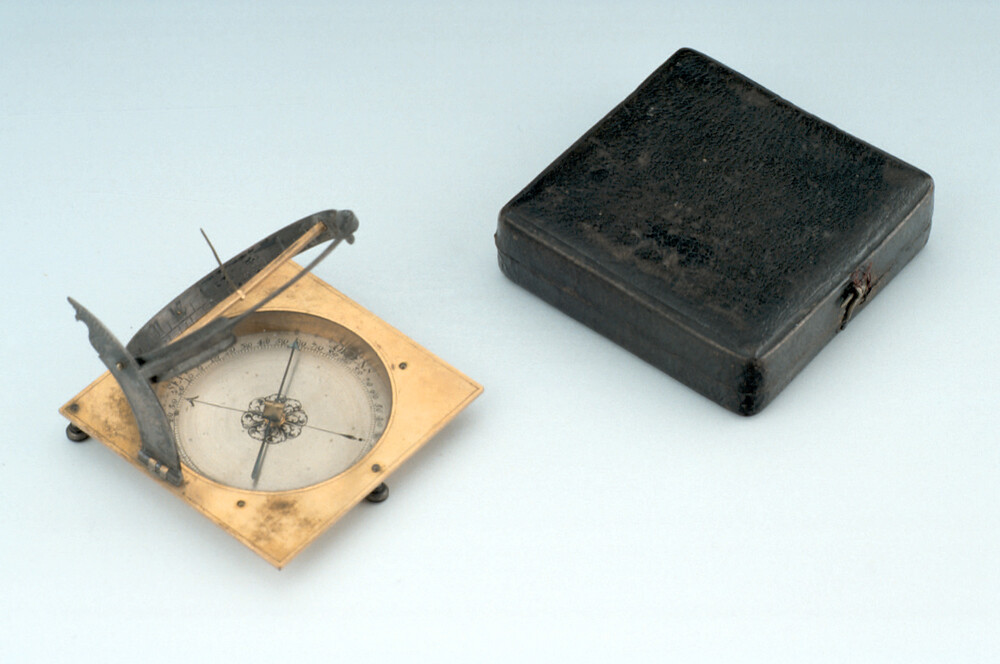 preview image for Equinoctial Dial, by Johann Willebrand, Augsburg, Early 18th Century