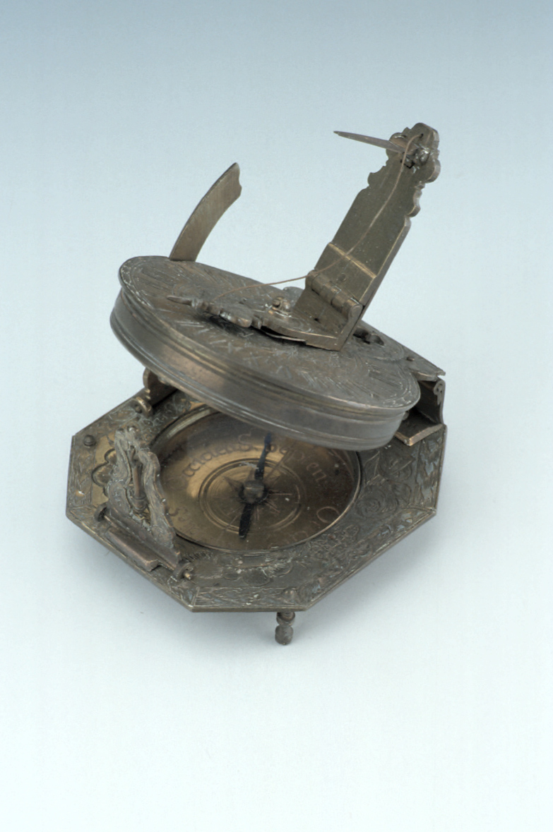 preview image for Mechanical Equinoctial Dial, German, 18th Century