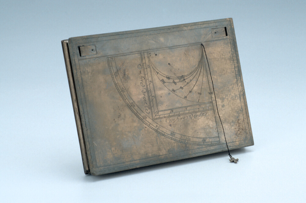 preview image for Astronomical Compendium, Signed by Bernard?, French, Early 17th Century