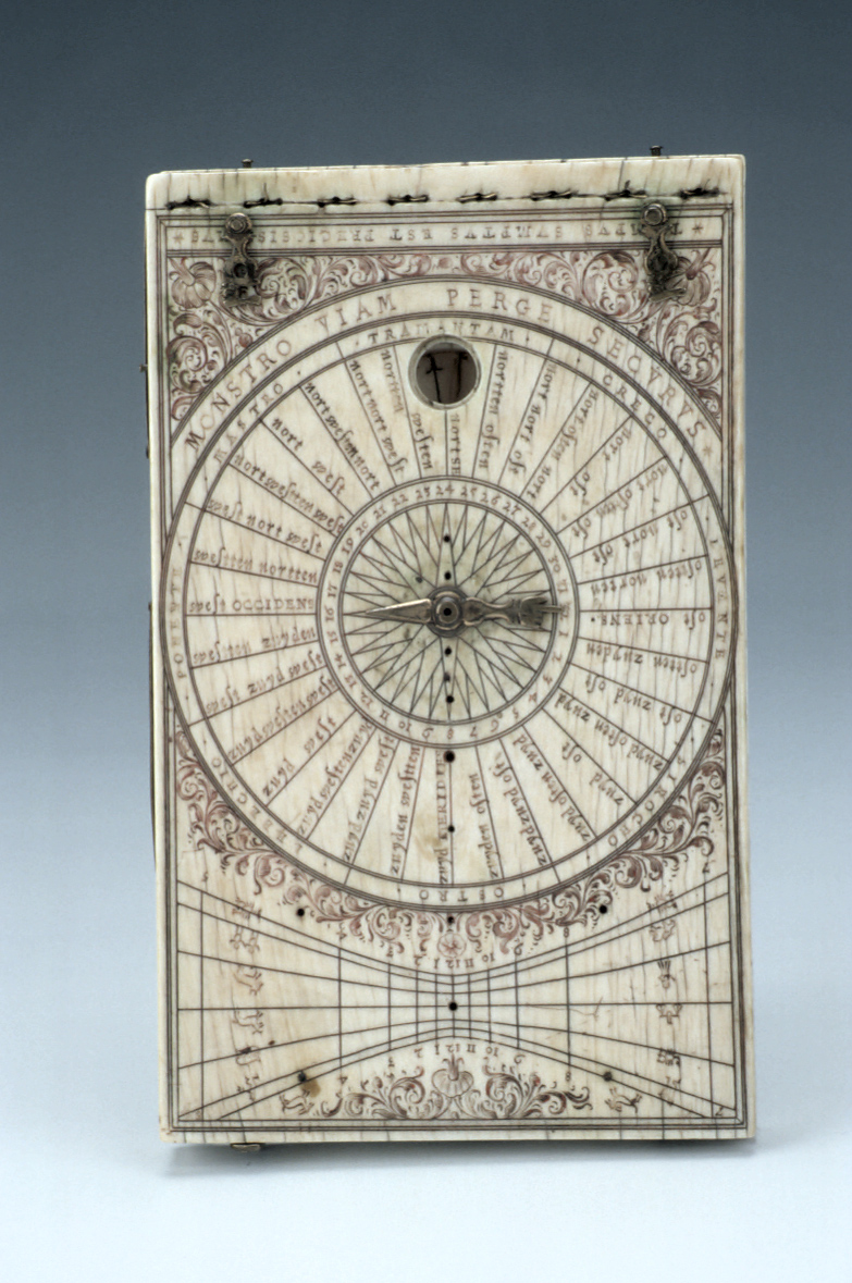 preview image for Diptych Dial, by Hans Troschel, Nuremberg, 1618