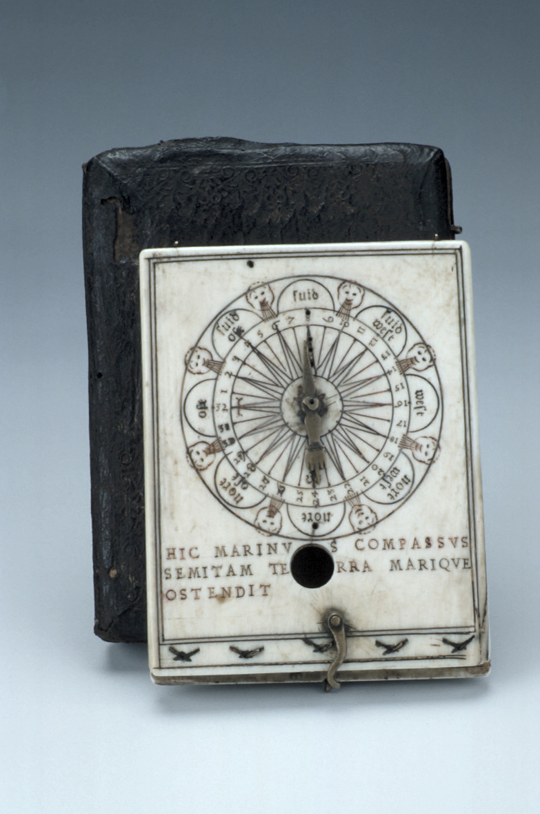 preview image for Diptych Dial, by Hans Tucher, Nuremberg, c. 1600