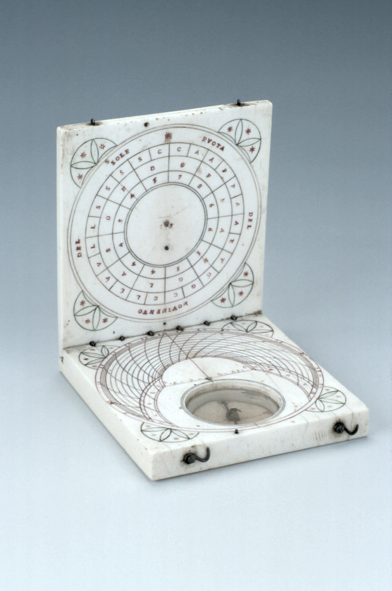 preview image for Diptych Dial, Italian, 1613?