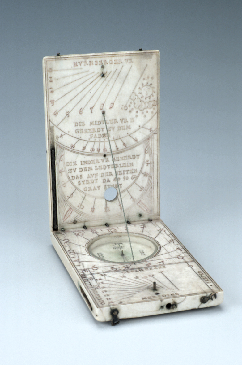 preview image for Diptych Dial, by Hans Tucher, Nuremberg, 1567