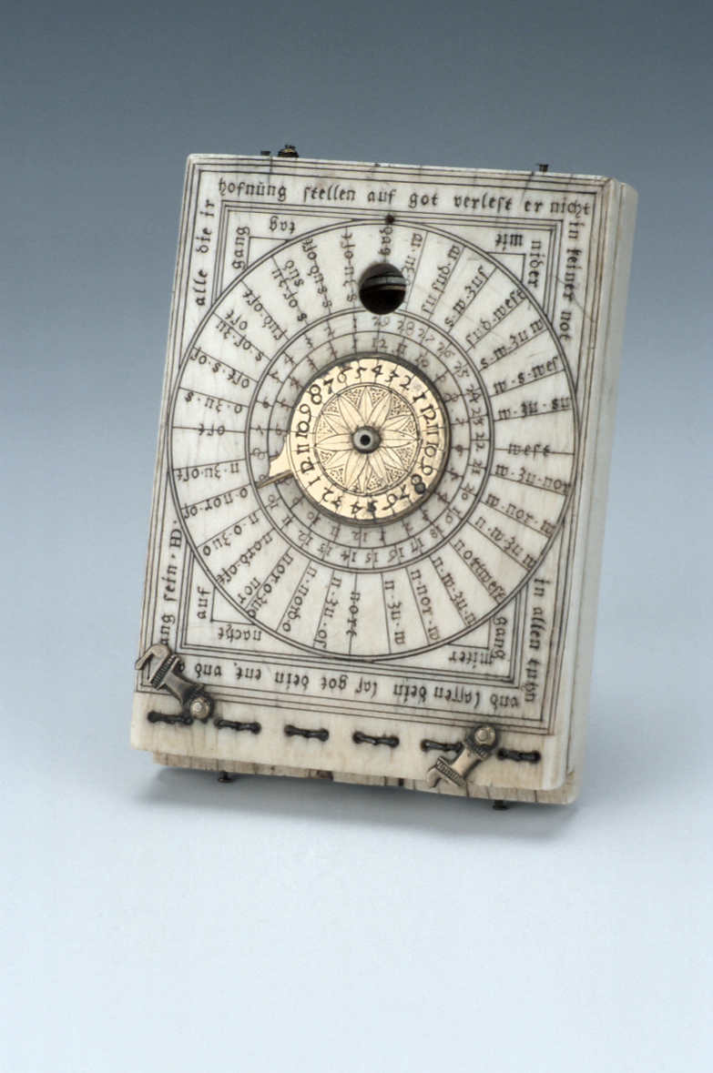 preview image for Diptych Dial, by Hans Troschel, Nuremberg, 1580
