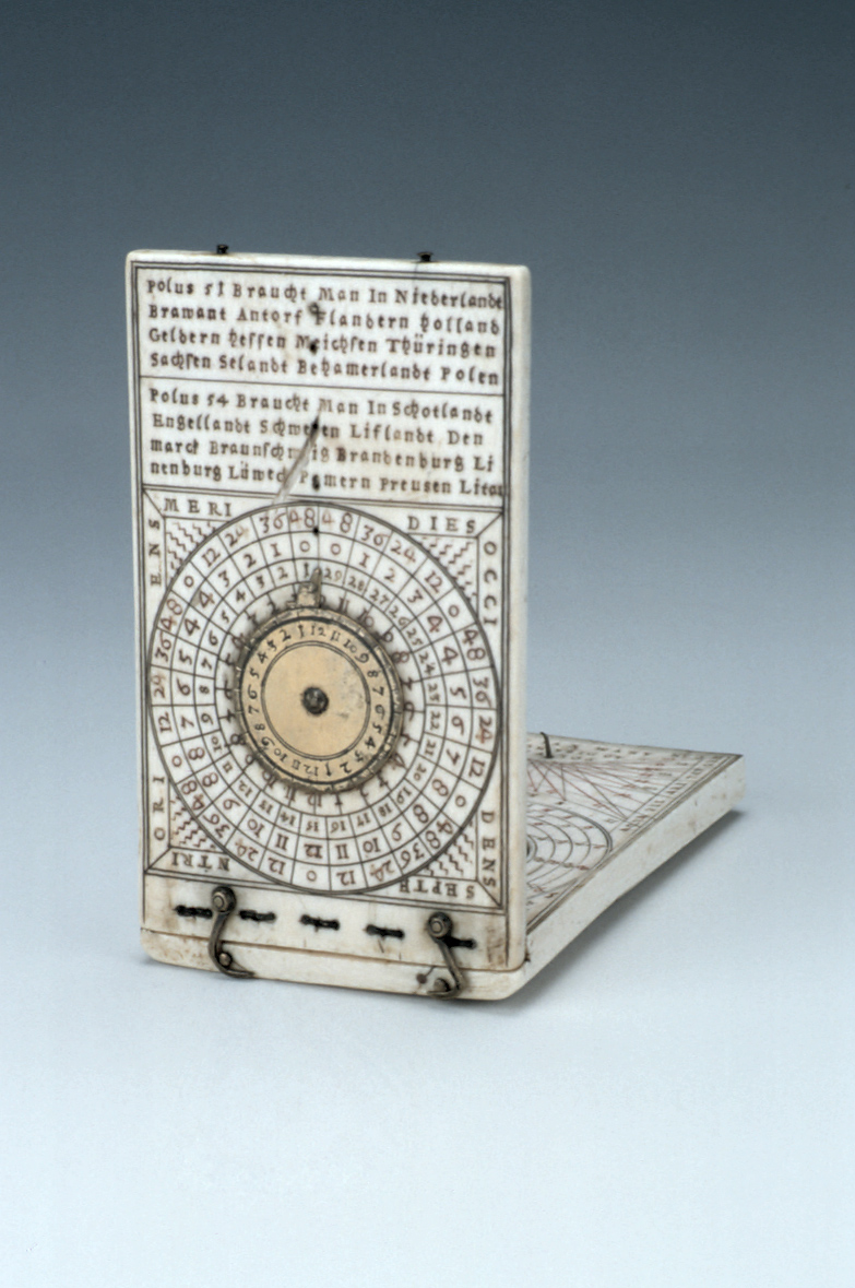 preview image for Diptych Dial, by Hans Troschel, Nuremberg, 1584
