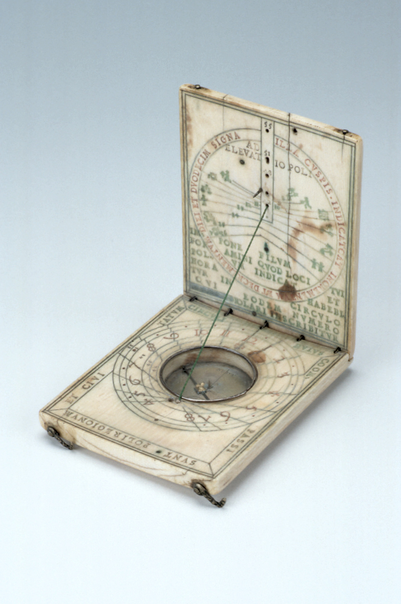 preview image for Diptych Dial, by Hans Tucher, Nuremberg, 1589
