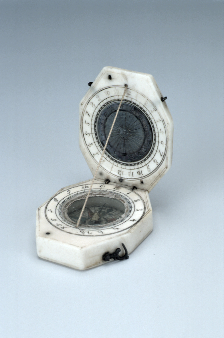 preview image for Diptych Dial, French?, c. 1700
