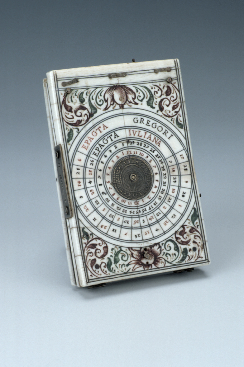 preview image for Diptych Dial, by Thomas Tucher, Nuremberg, c. 1600