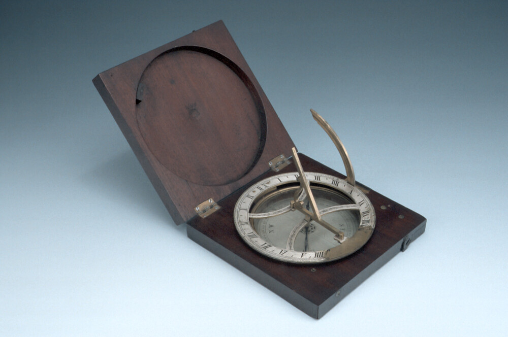 preview image for Inclining Dial, English, 19th Century