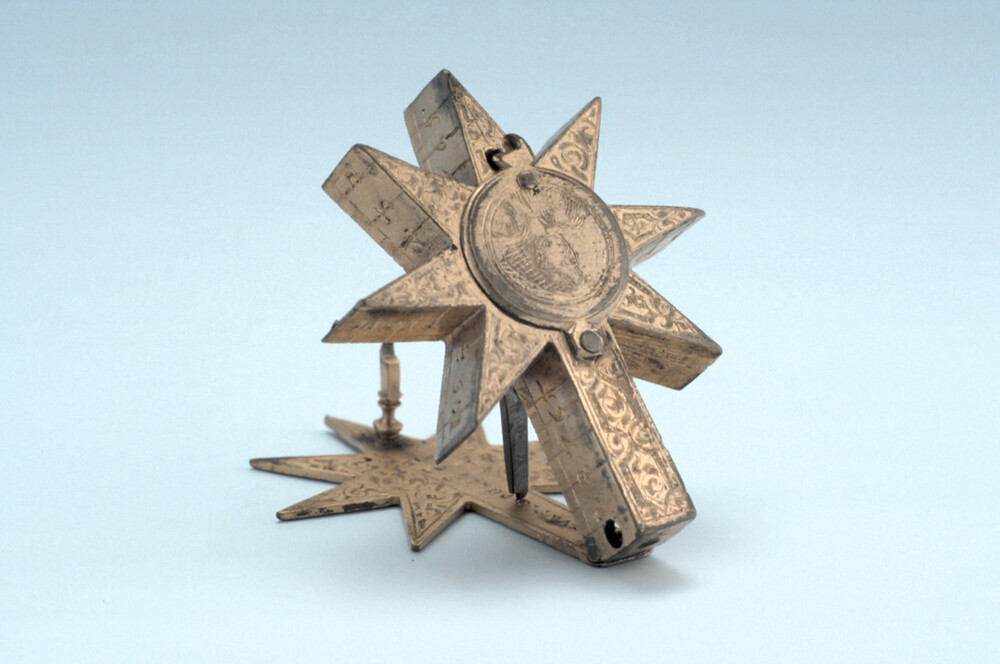 preview image for Polyhedral Dial, German?, Late 16th Century