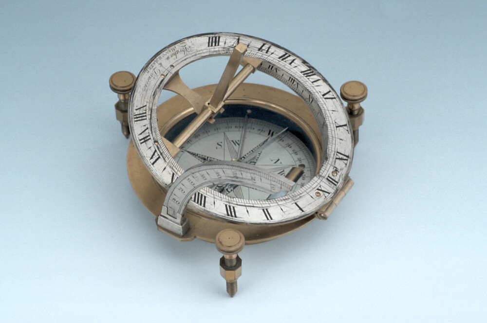 preview image for Equinoctial Dial, by Abraham & Dancer, Manchester, c. 1841-5