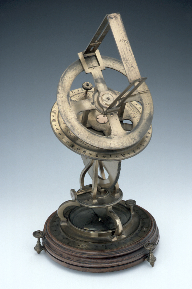 preview image for Rossipher Mechanical Equinoctial Dial, English, 1731