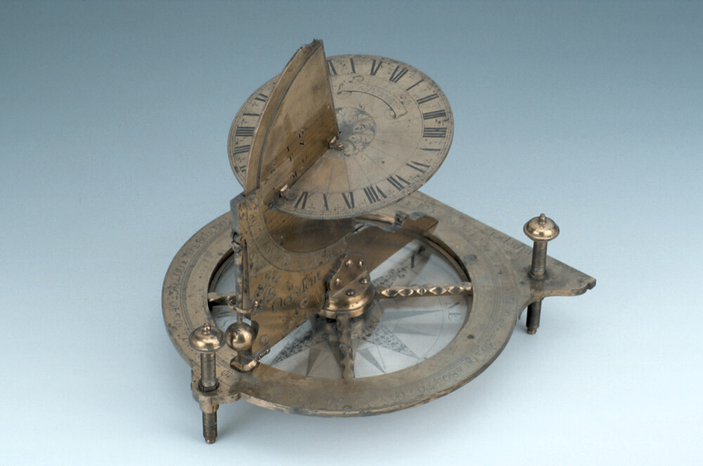 preview image for Equinoctial Dial, by Edmund Culpeper, London, Early 18th Century