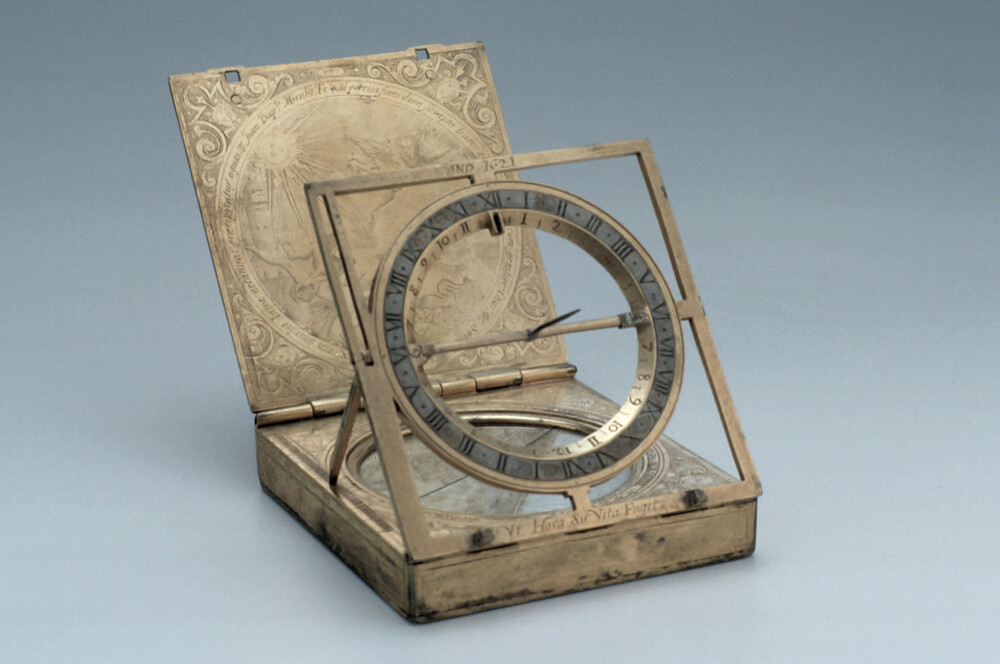 preview image for Equinoctial Dial, by J.B. Morales, Spain, 1621