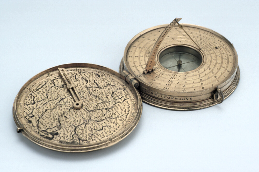 preview image for Astronomical Compendium, by Christoph Schissler, Augsburg, 1588