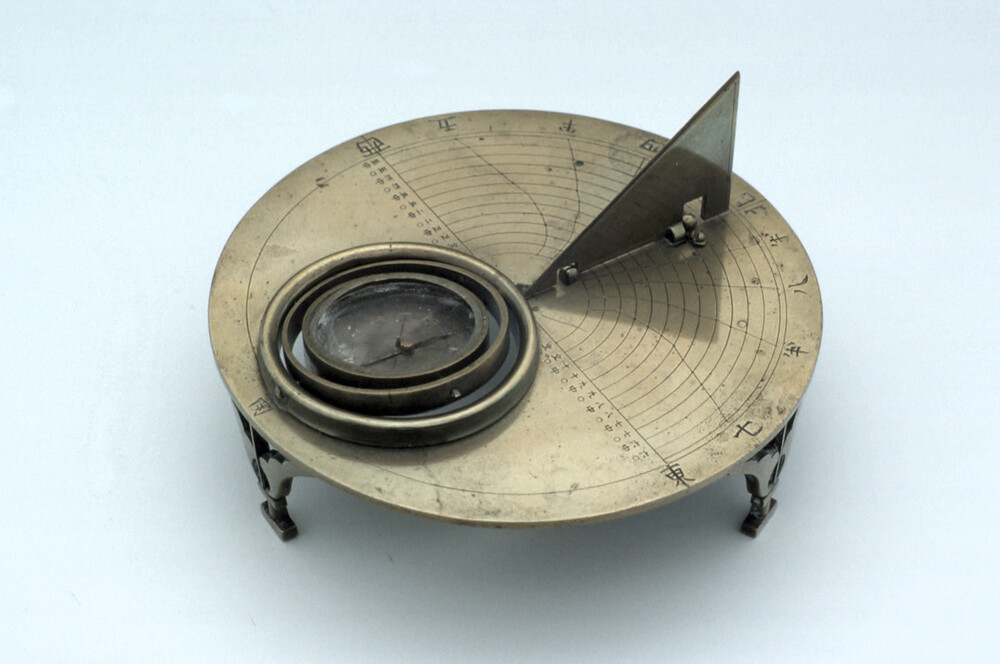preview image for Horizontal Dial, Japanese, c. 1900?