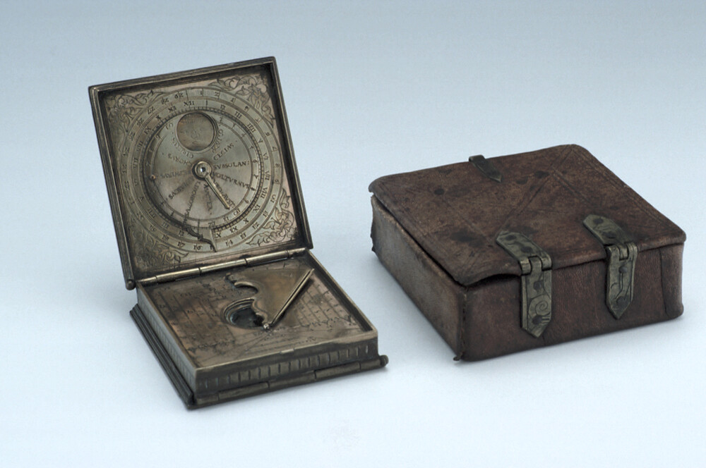 preview image for Astronomical Compendium, by Christoph Schissler, Augsburg, 1556