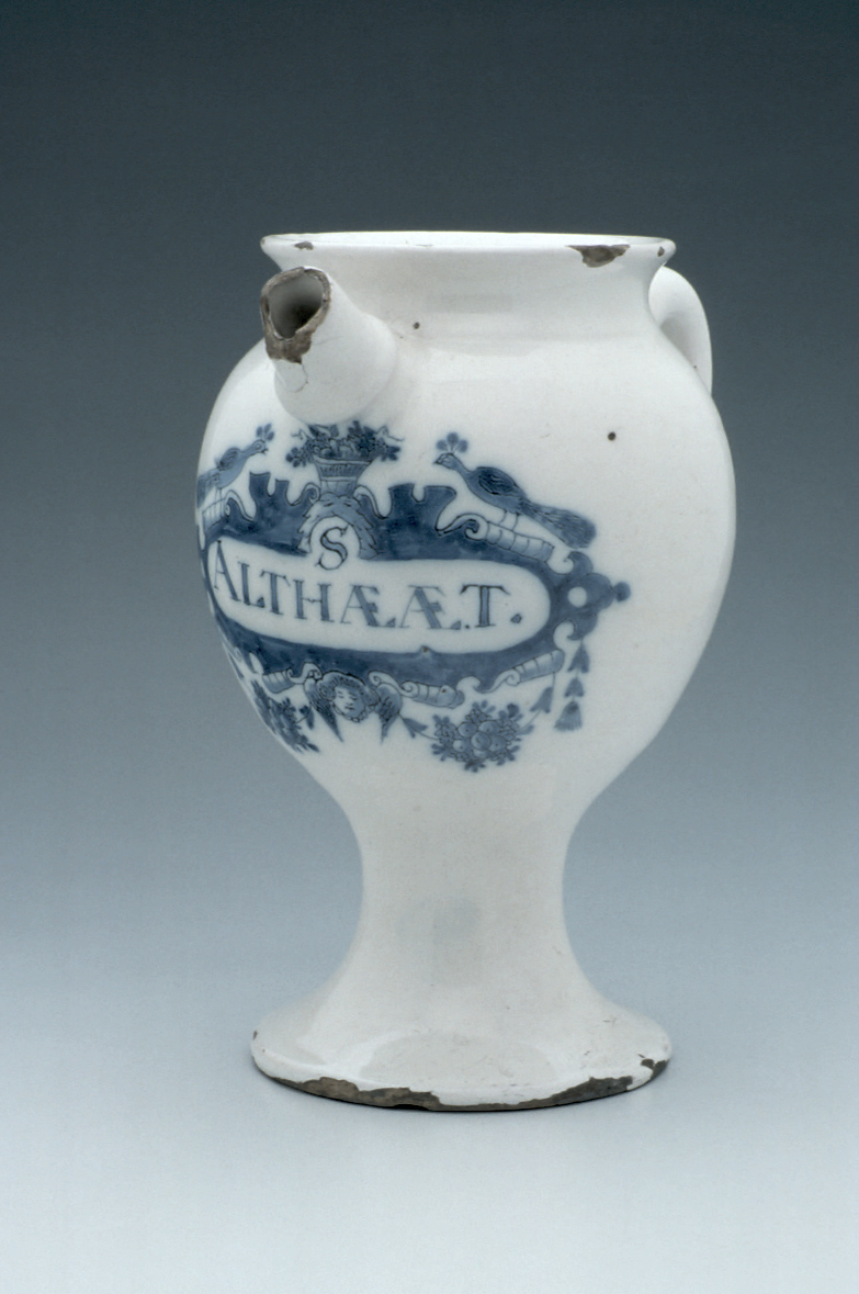 preview image for Syrup Jar, Delft?, c. 1680-1730
