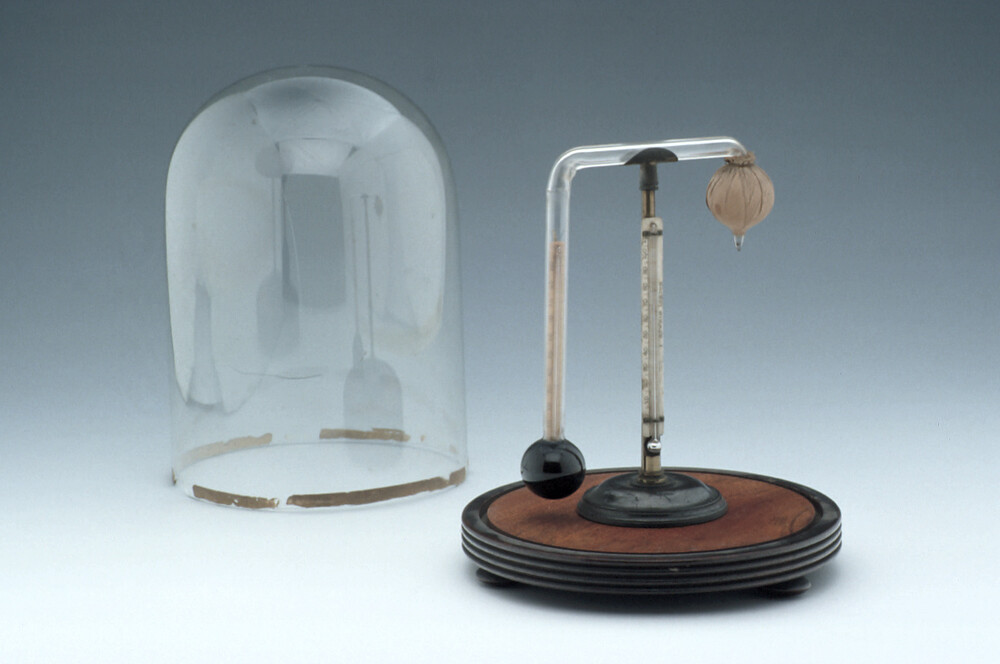 preview image for Daniell's Hygrometer, by J. Newman, London, c. 1820-1850