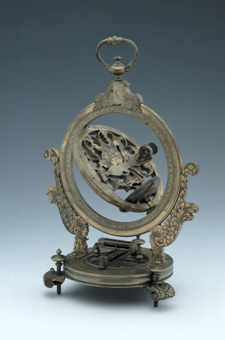 preview image for Mechanical Equinoctial Dial, by William Deane, London, c. 1725