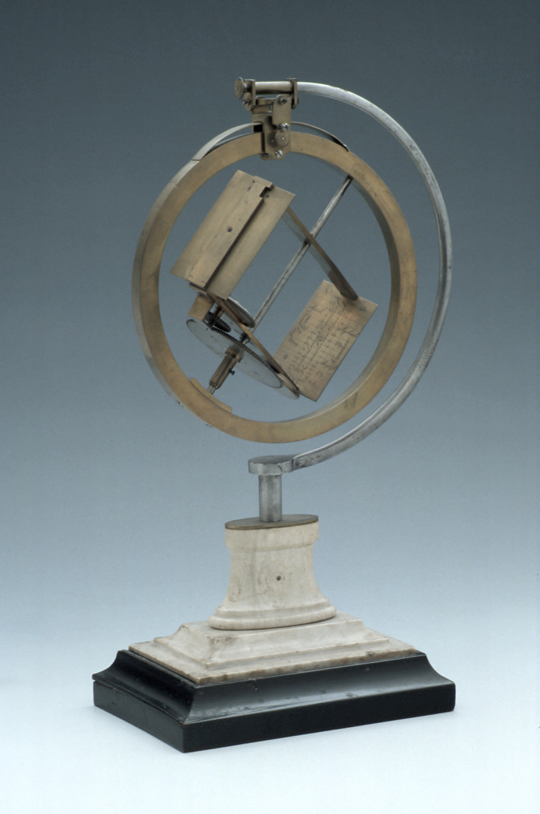 preview image for Mechanical Equinoctial Dial, Attributed to Philipp Matthaeus Hahn, Onstmettingen, c. 1780