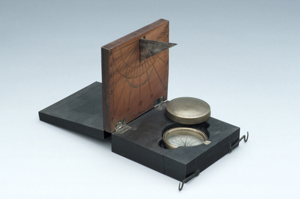 preview image for Double Vertical Dial, English, 19th Century