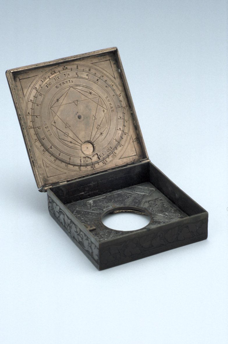 preview image for Astronomical Compendium, by Ulrich Klieber, Augsburg, 1555