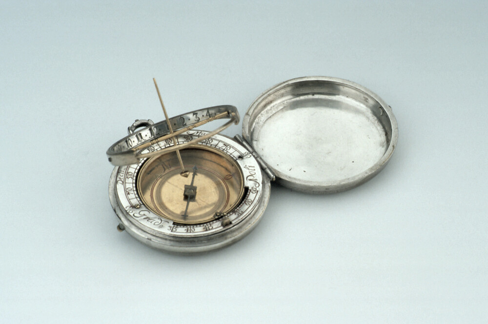preview image for Equinoctial Dial, by Michael Tobias Hager, Arnstadt, Late 17th Century