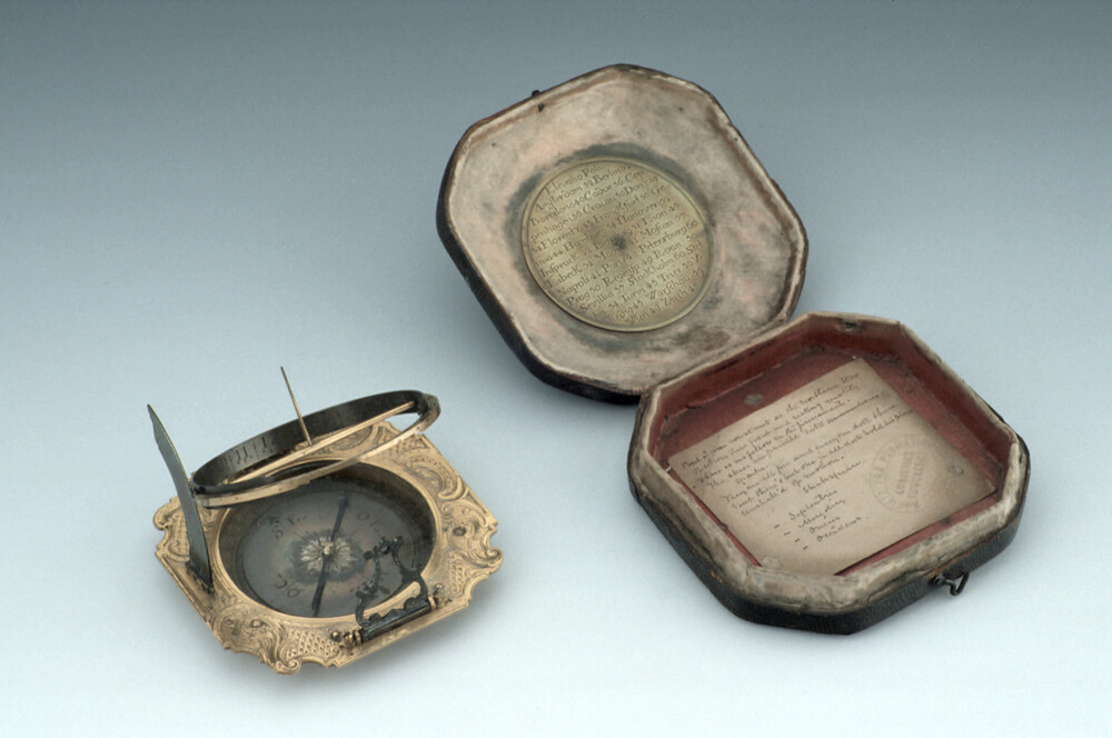 preview image for Equinoctial Dial, by C. F. Winter, Augsburg, 18th Century