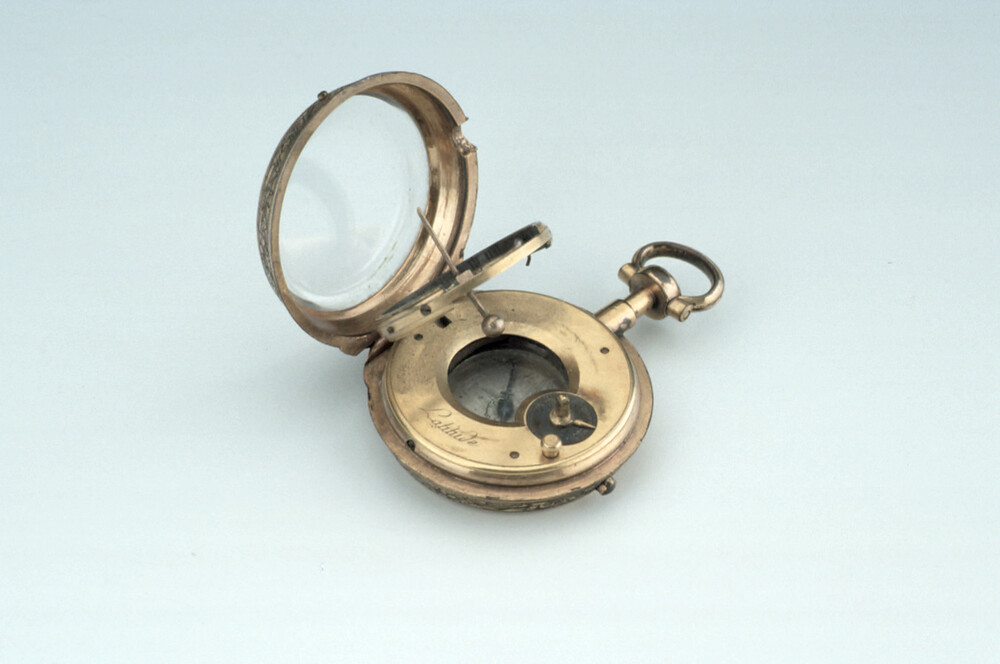preview image for Equinoctial Dial, by Baradelle, Paris, 18th Century