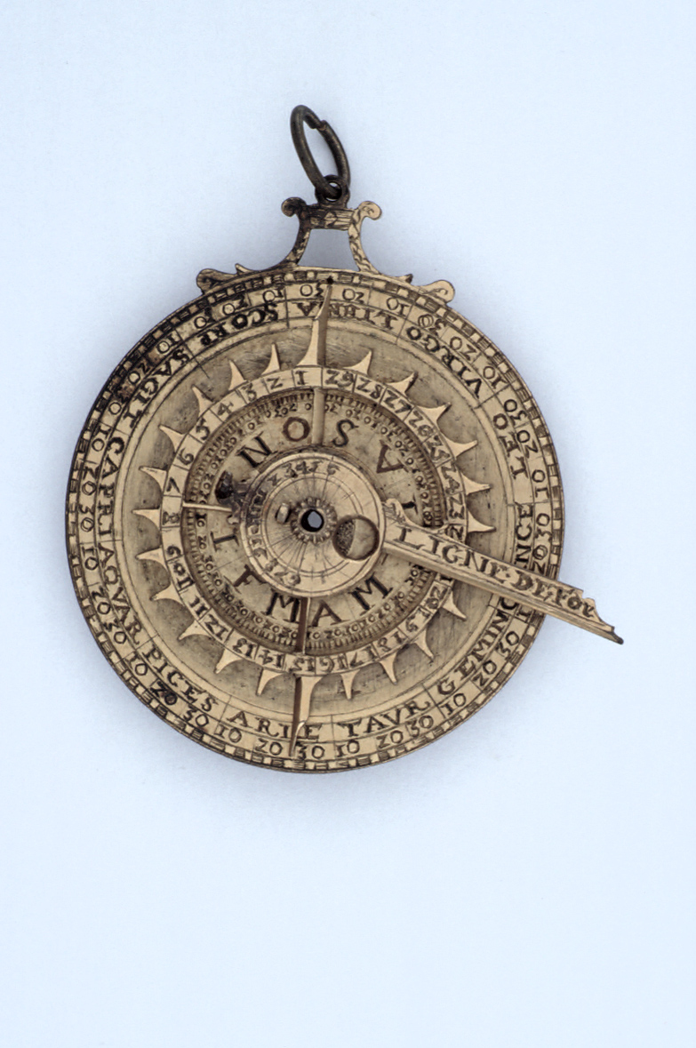 preview image for Nocturnal and Sundial, French, c. 1600