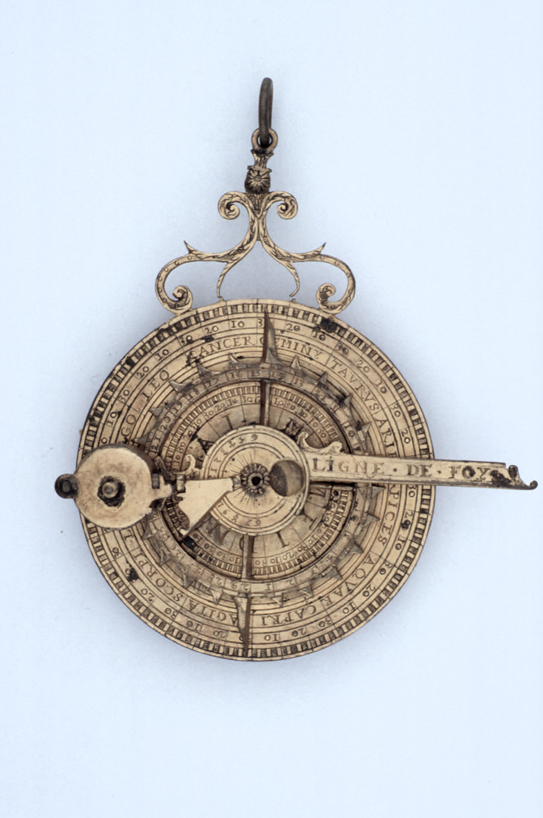 preview image for Nocturnal and Vertical Disc Dial, French, c.1600