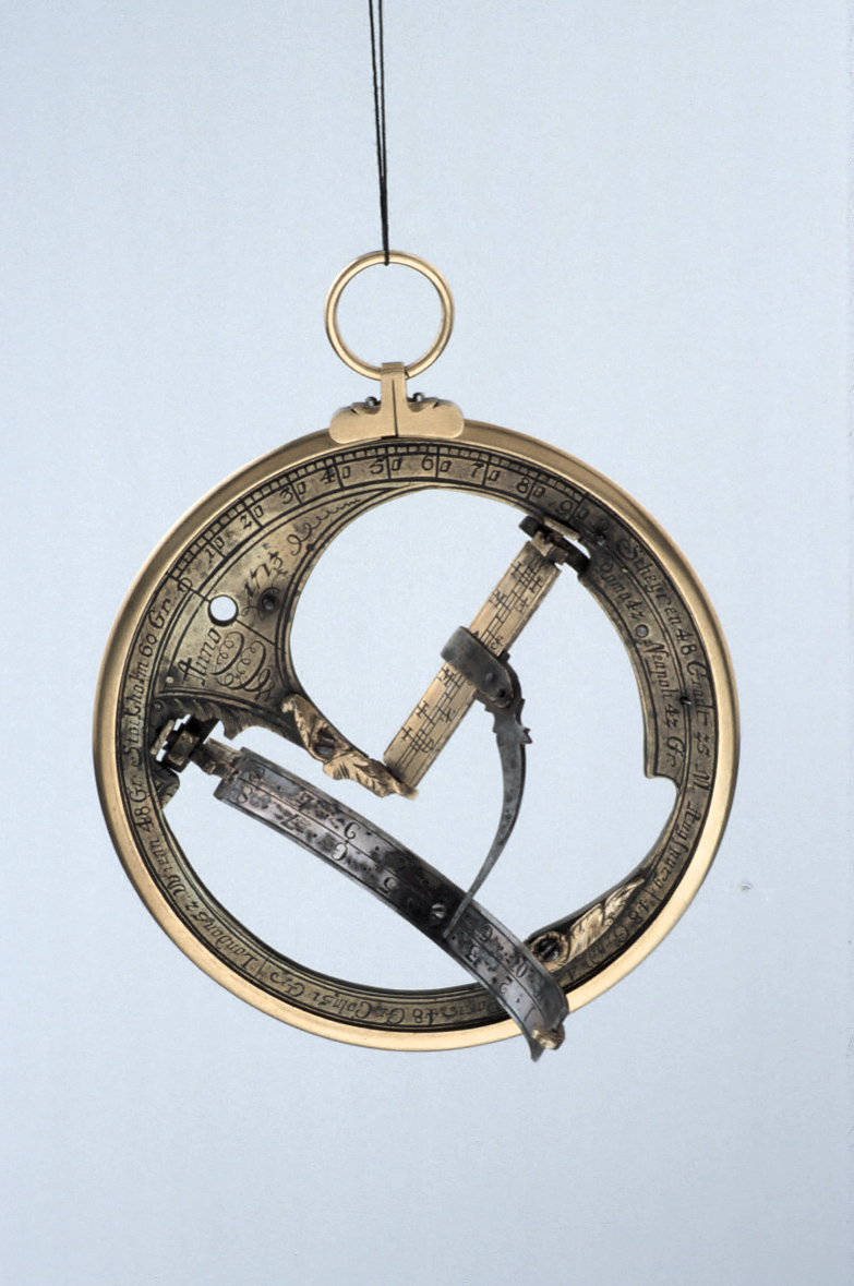 preview image for Equinoctial Ring Dial, German, 1713