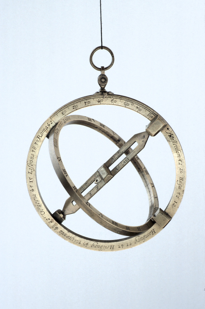 preview image for Equinoctial Ring Dial, by Elias Allen, London, First Half of 17th Century