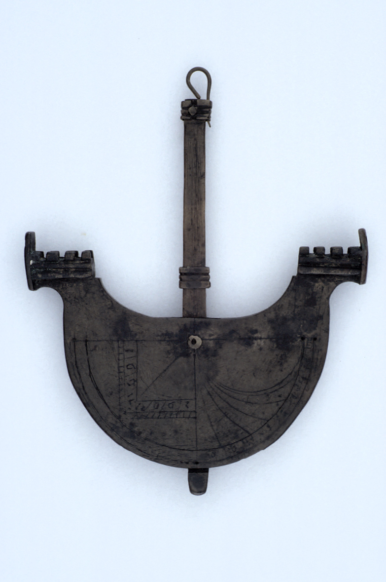 preview image for Naviculum Rectilinear Sundial, 15th Century?