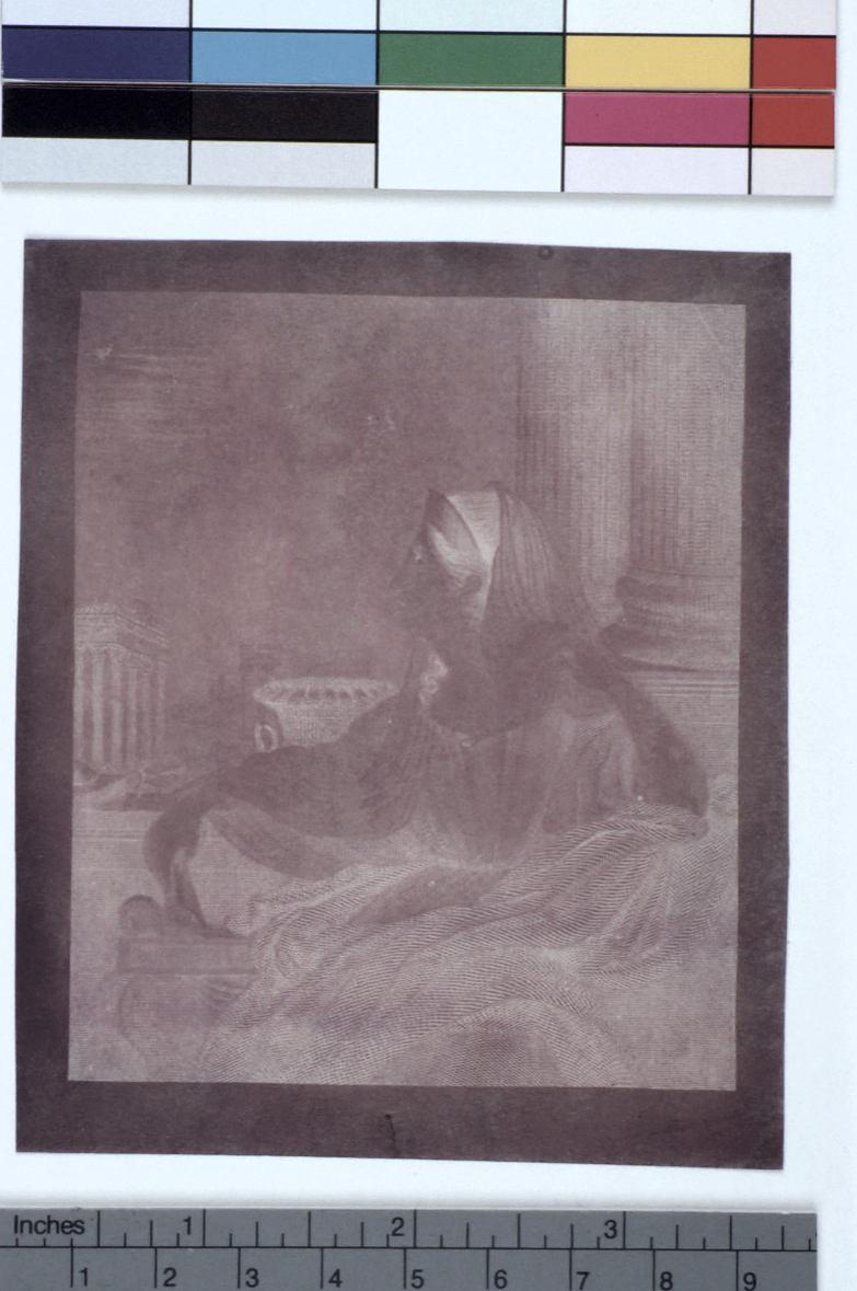preview image for Photograph (Experimental Photogenic Drawing), by Sir John Herschel, c.1839