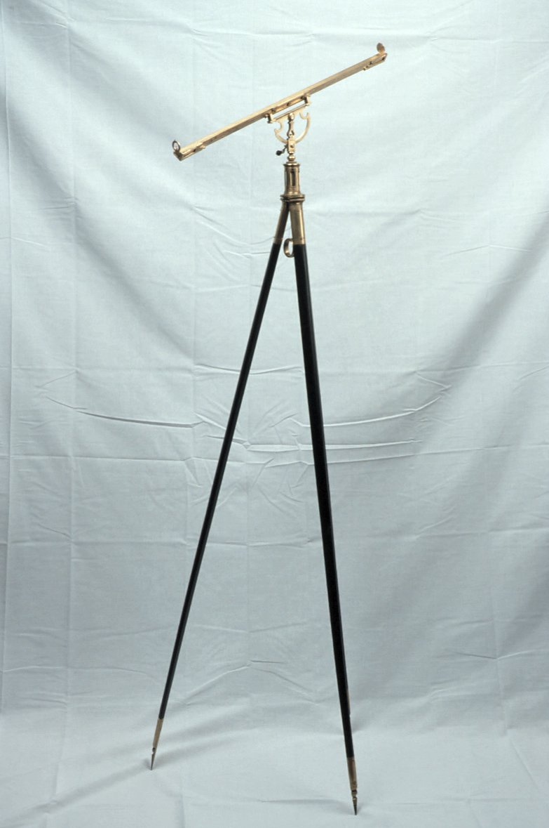 preview image for Water Level and Tripod, by Erasmus Habermel, Prague?, Late 16th Century