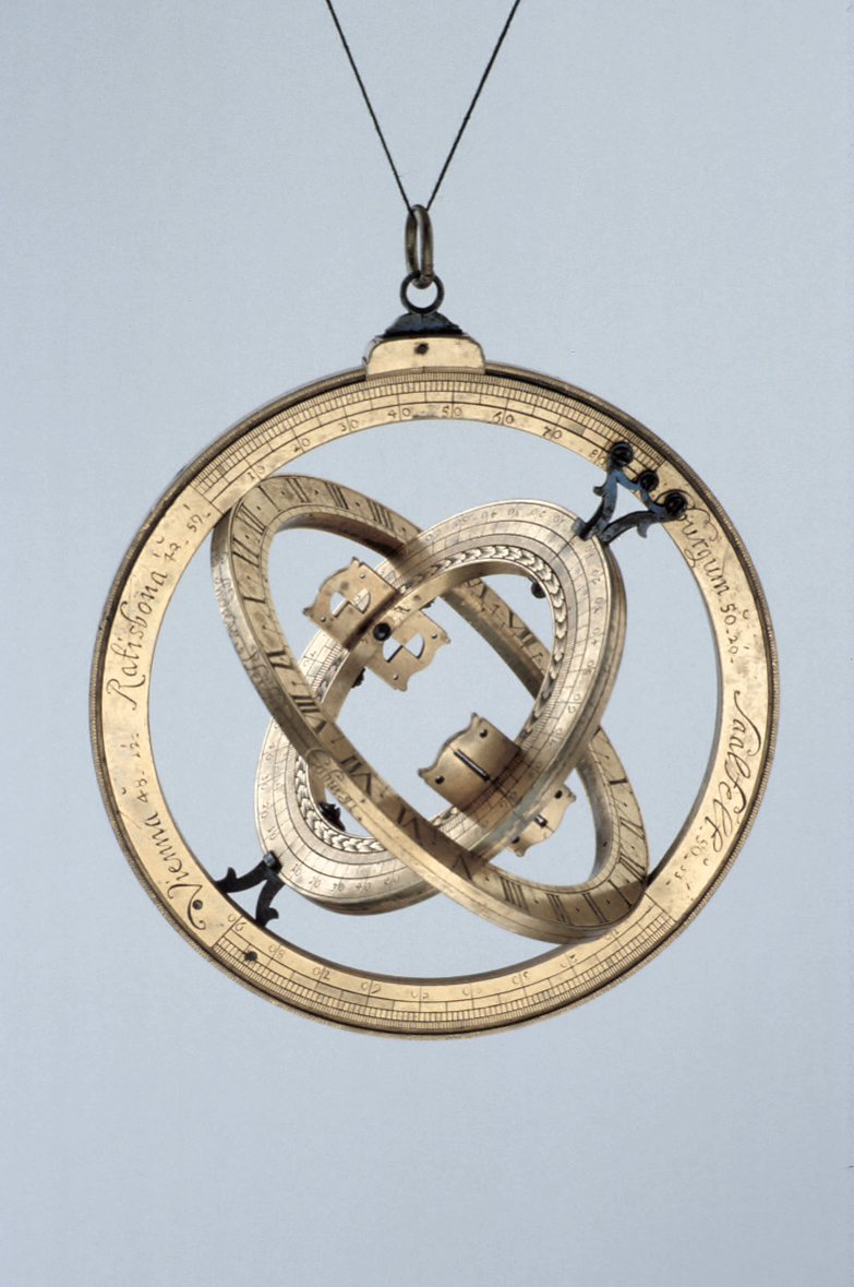 preview image for Astronomical Ring Dial, by Joh. Andreas Pfeiffer, Coburg, c. 1717
