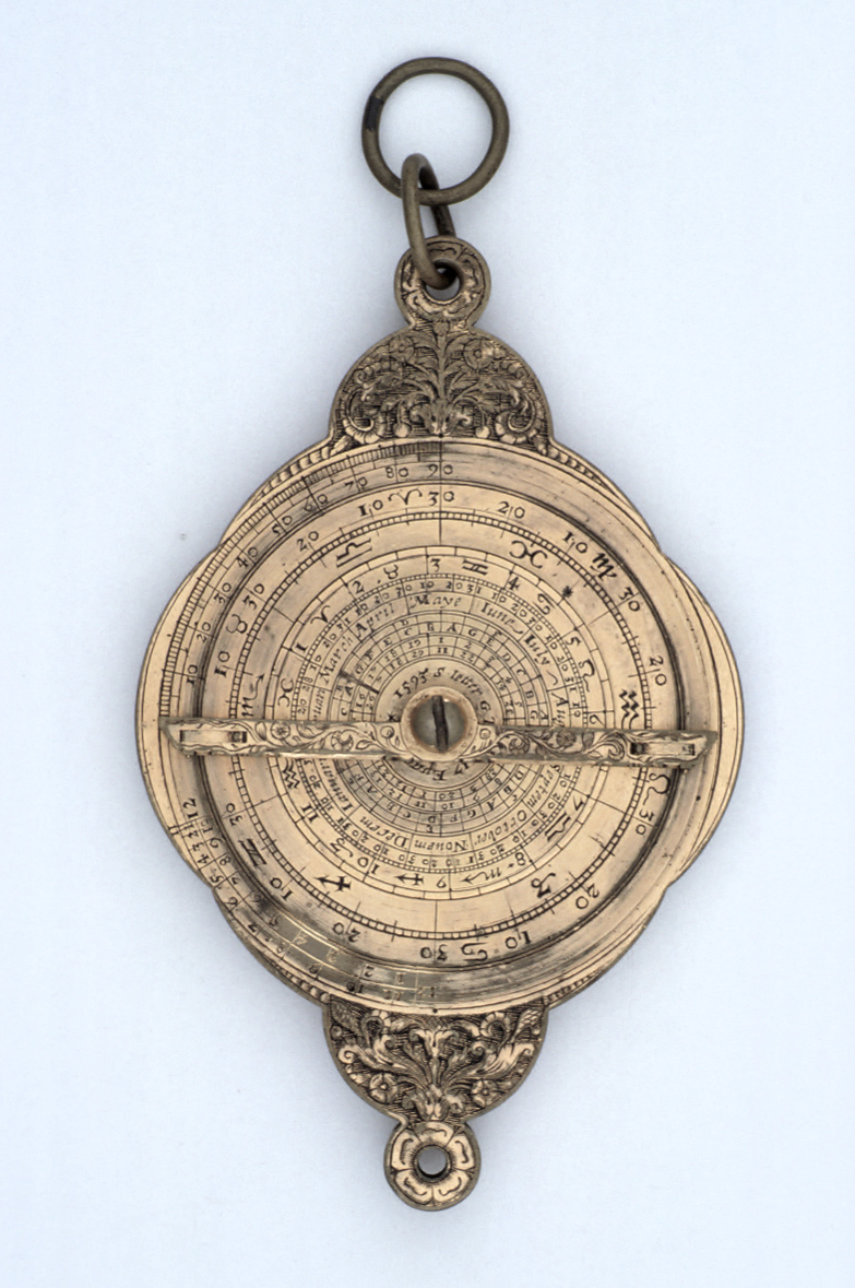 preview image for Vertical Disc Dial, by Charles Whitwell, London, 1593