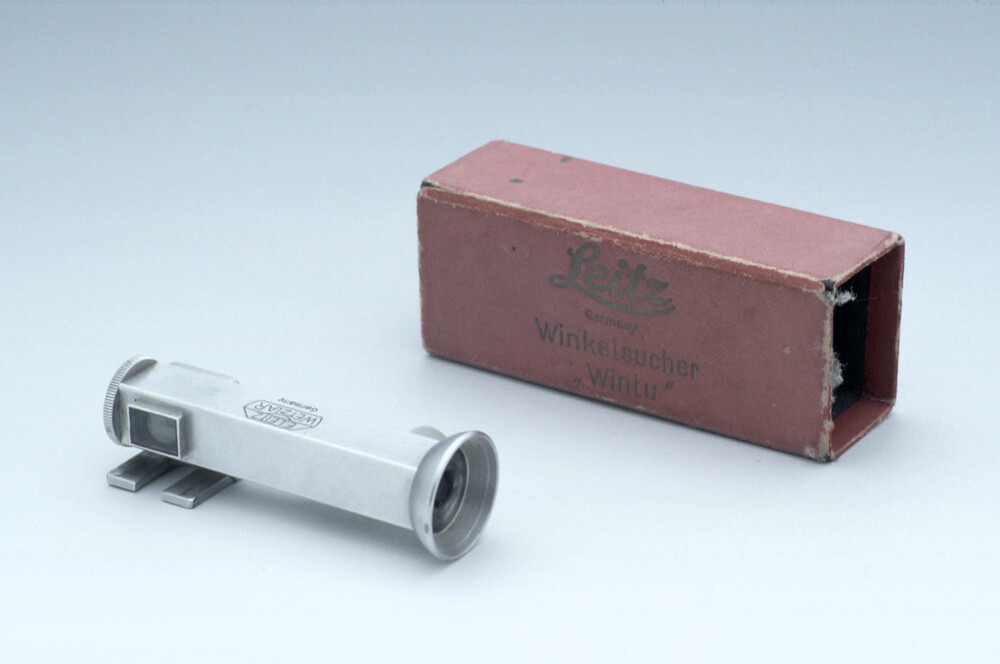 preview image for Distance Finder Camera Accessory, by Leitz, Wetzlar, c. 1950