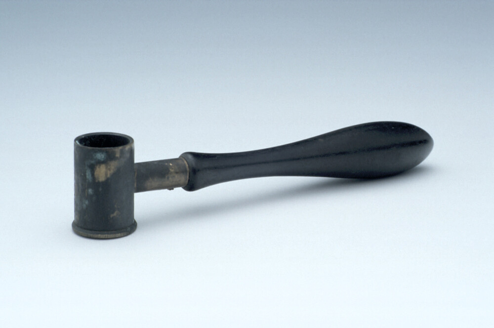 preview image for Powder and Shot Measure, by James Dixon & Sons, English, Late 19th Century