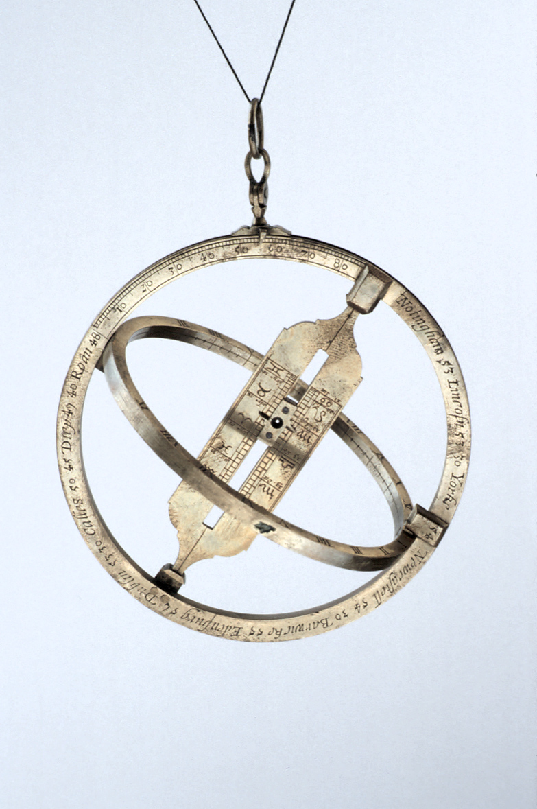 preview image for Equinoctial Ring Dial, by Elias Allen?, English, c. 1650