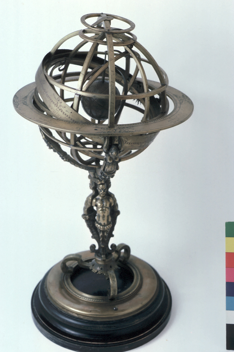 preview image for Armillary Sphere, by Philippe Danfrie, French, c. 1570